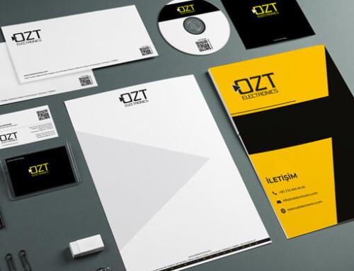 Ozt Electronics | Kurumsal Kimlik