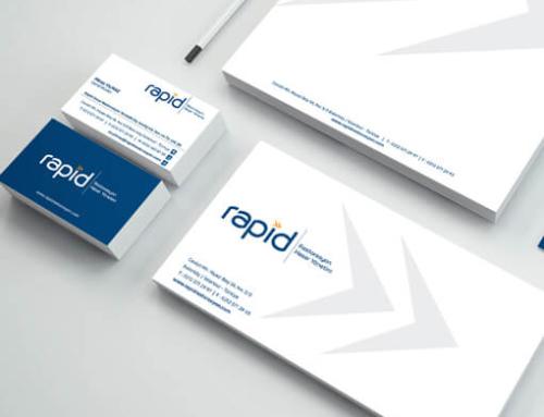 Rapid Restorasyon | Kurumsal Kimlik